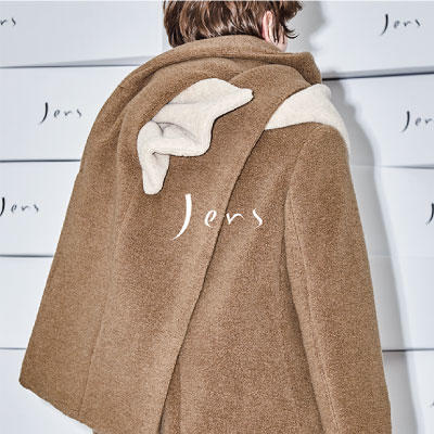 Jens | EXHIBITION|18-19AW